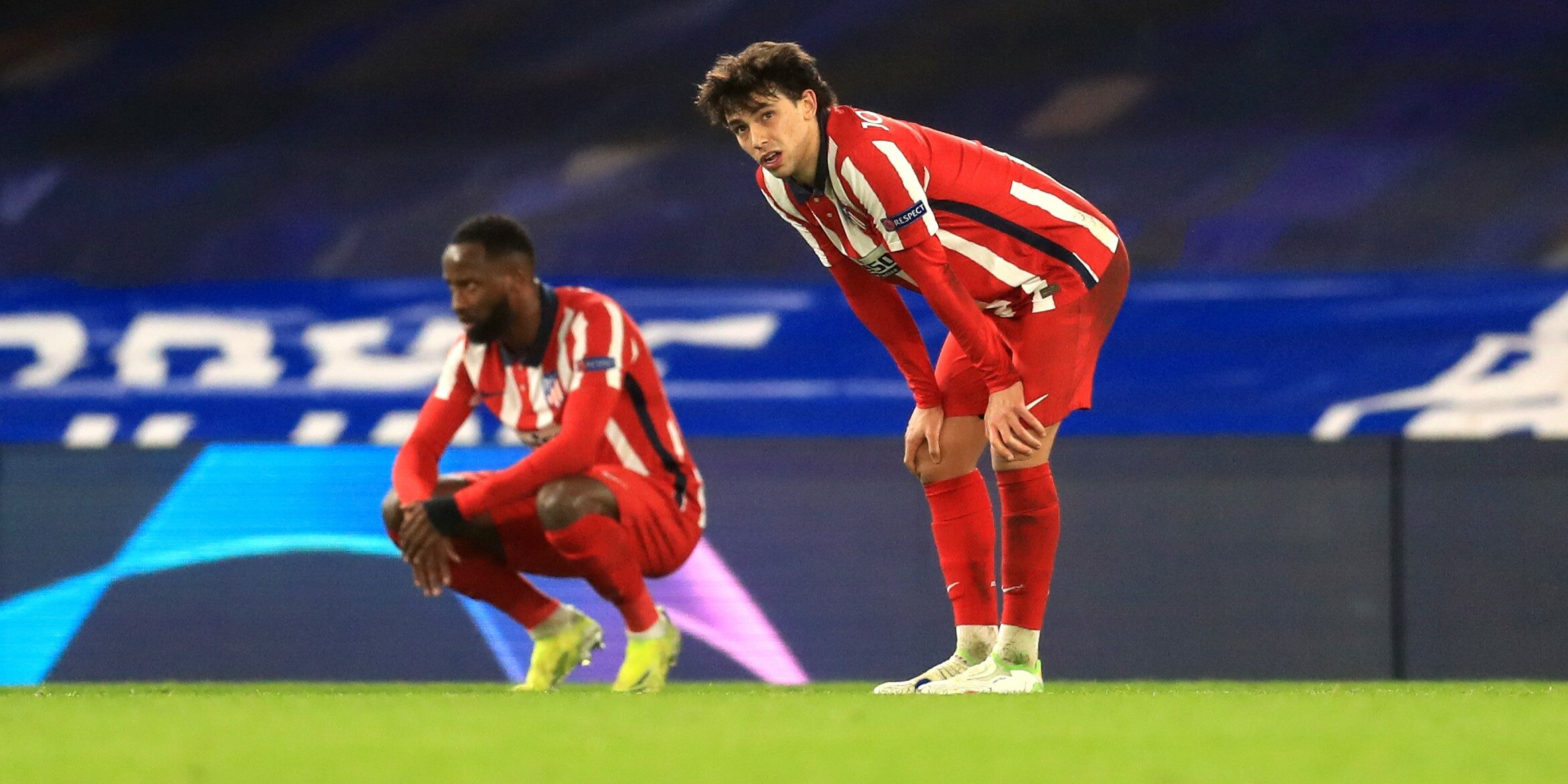 Joao Felix i Lemar, a Stamford Bridge | Europa Press