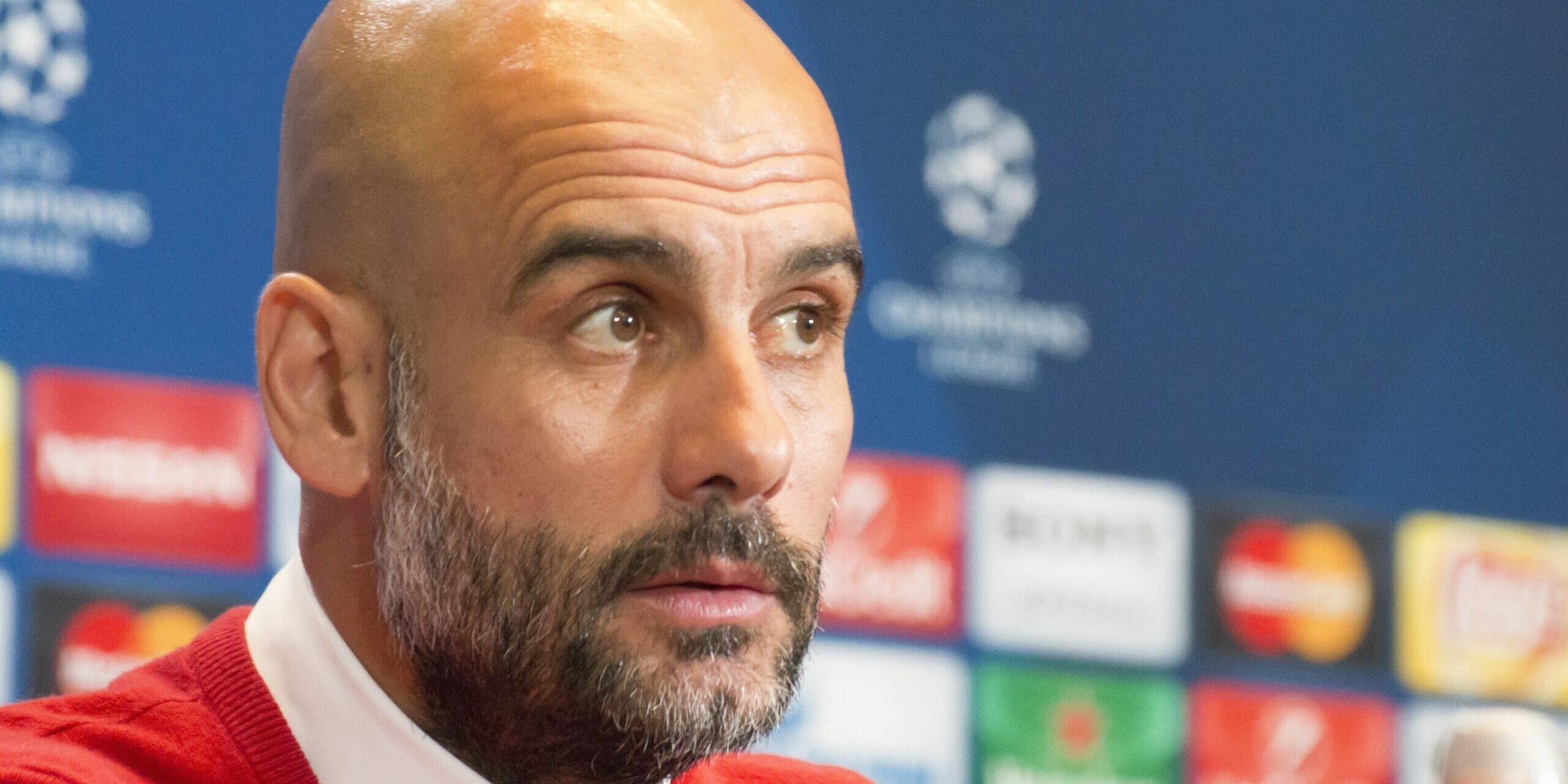 Pep Guardiola, durant la seva etapa al Bayern   Europa Press