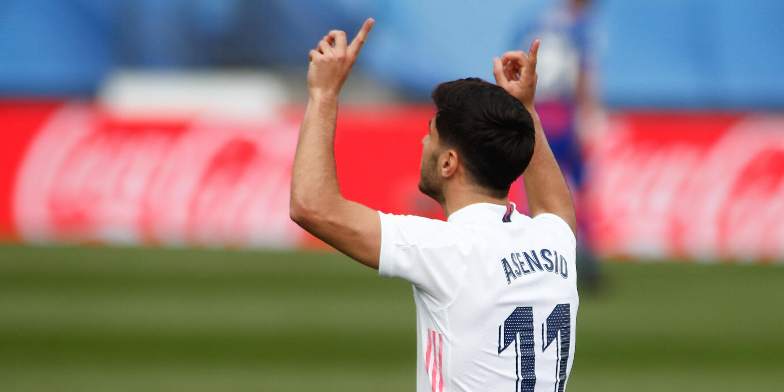 Marco Asensio, jugador del Reial Madrid | Europa Press