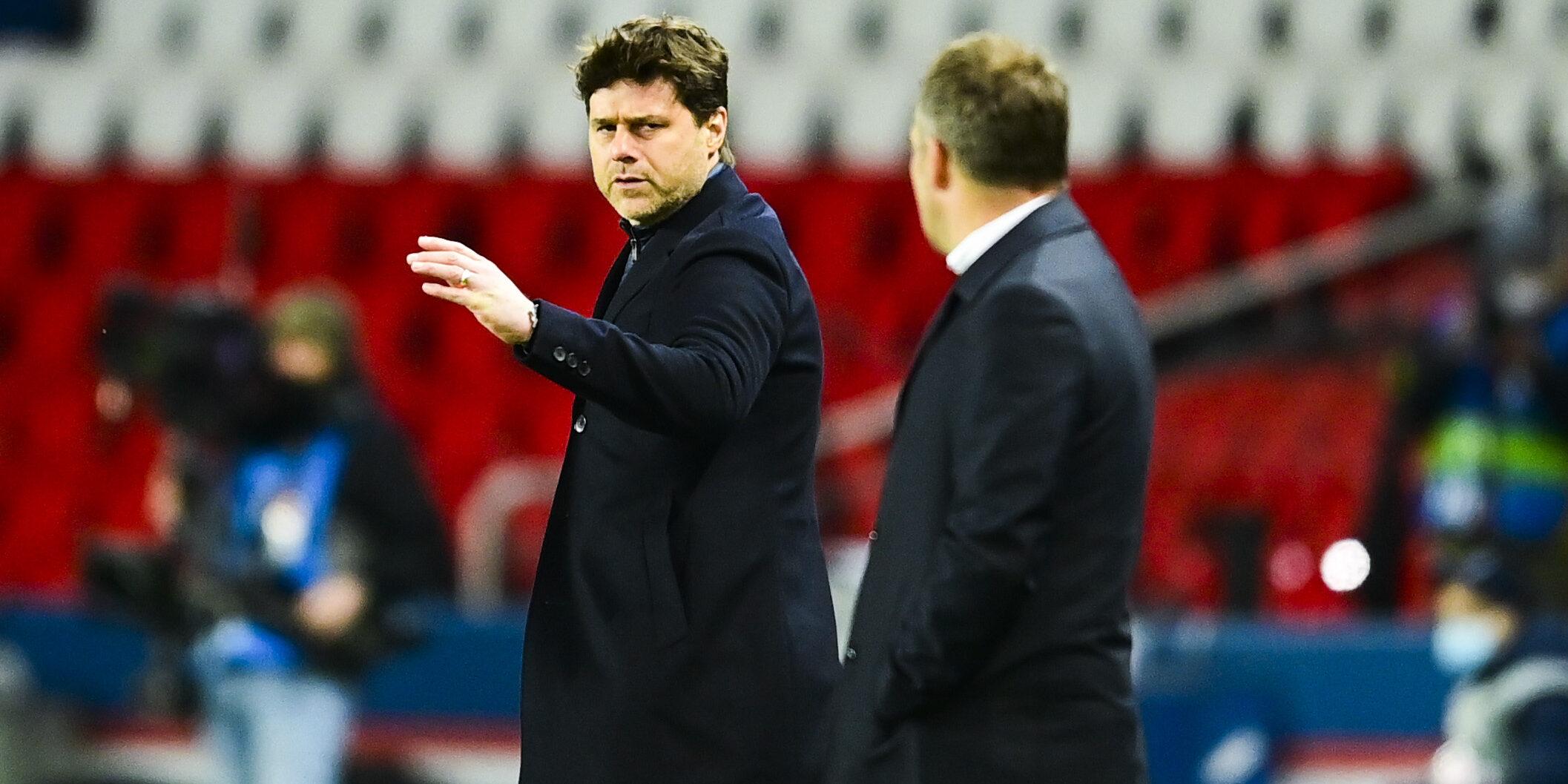 Pochettino i Flick, entrenadors de PSG i Bayern | Europa Press