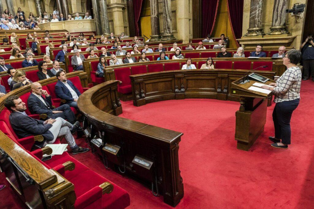 El Parlament tindrà amb tota probabilitat diputats de Vox