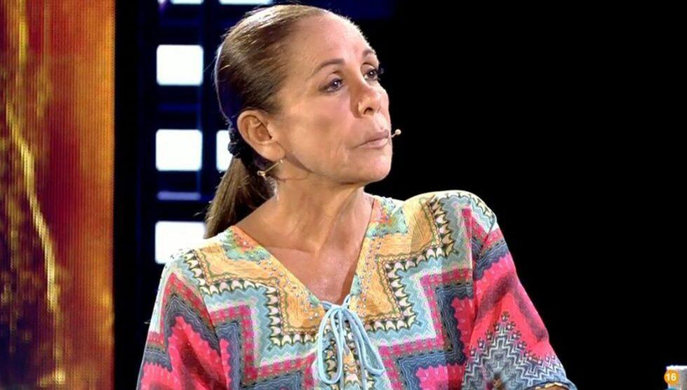 Isabel Pantoja s'enfada a 'Supervivientes' - Telecinco
