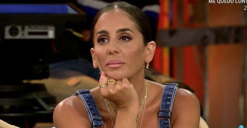 Anabel Pantoja a 'Sálvame' / Telecinco