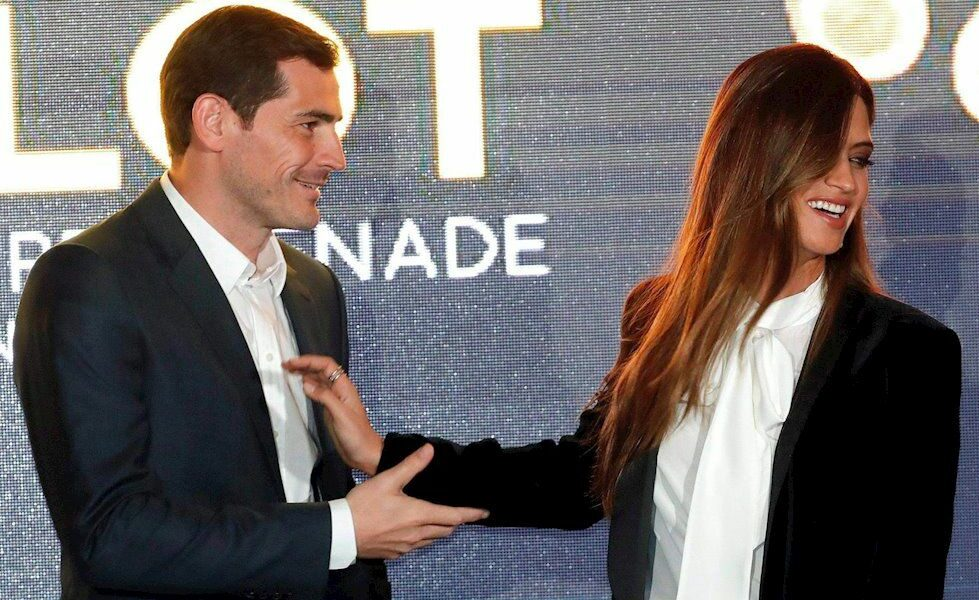 Sara Carbonero i Iker Casillas /  Europa Press