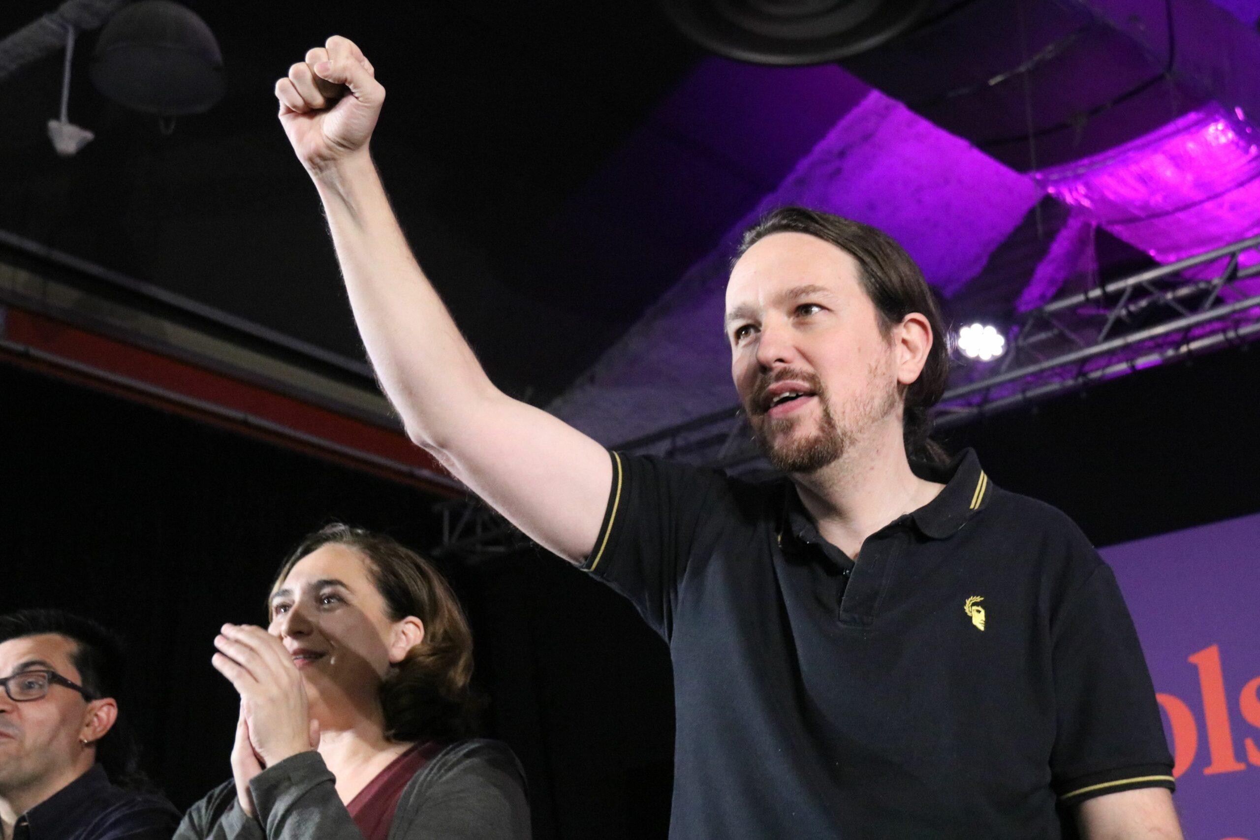 Pablo Iglesias es presentarà a Madrid per inentar salvar el partit a la comunitat| ACN