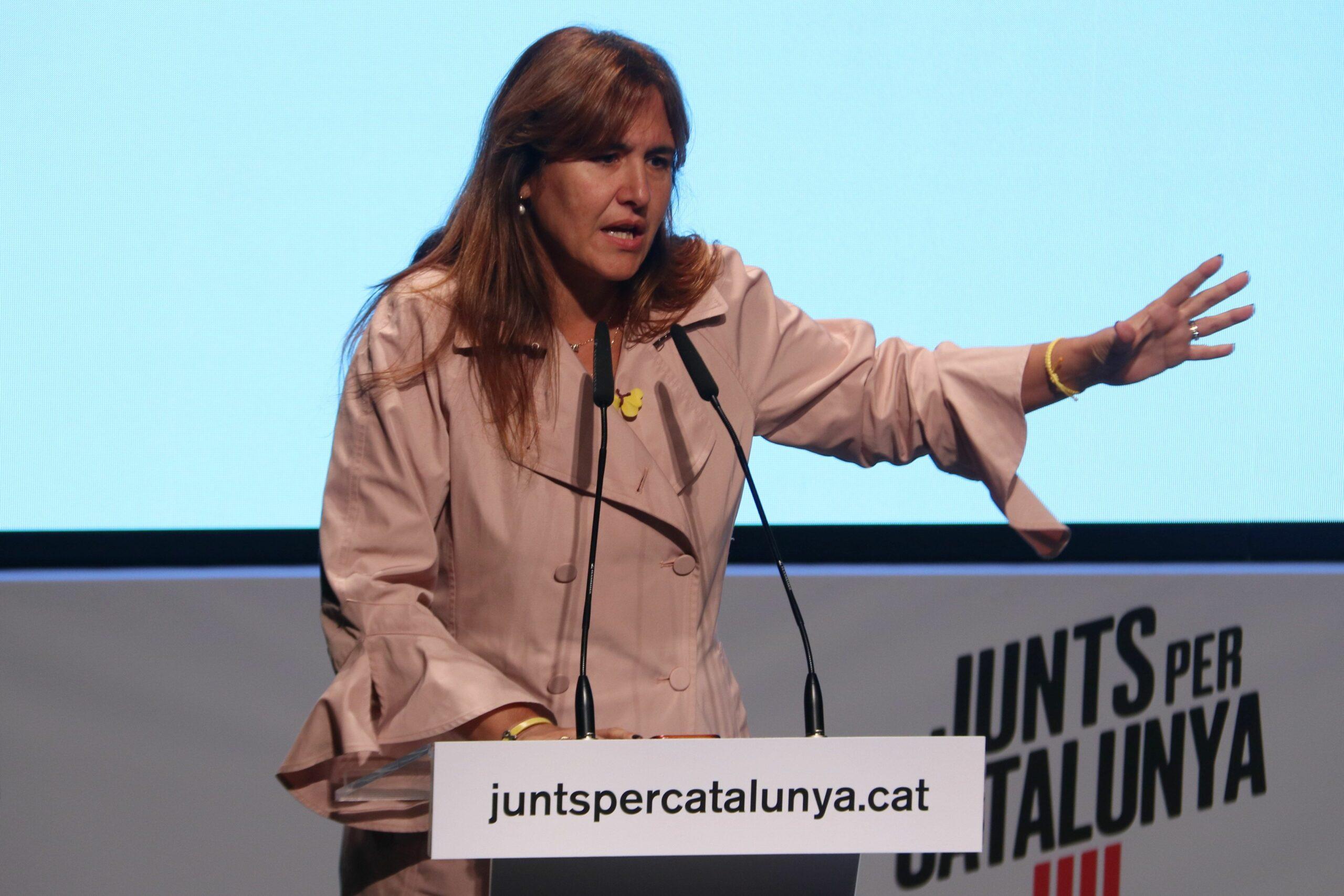 Laura Borràs (ACN)