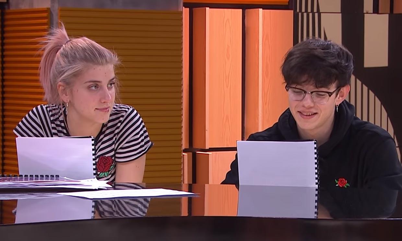 Samantha i Flavio a 'OT'   TVE
