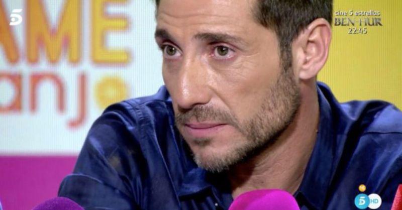 Antonio David Flores, a 'Sálvame'   Telecinco