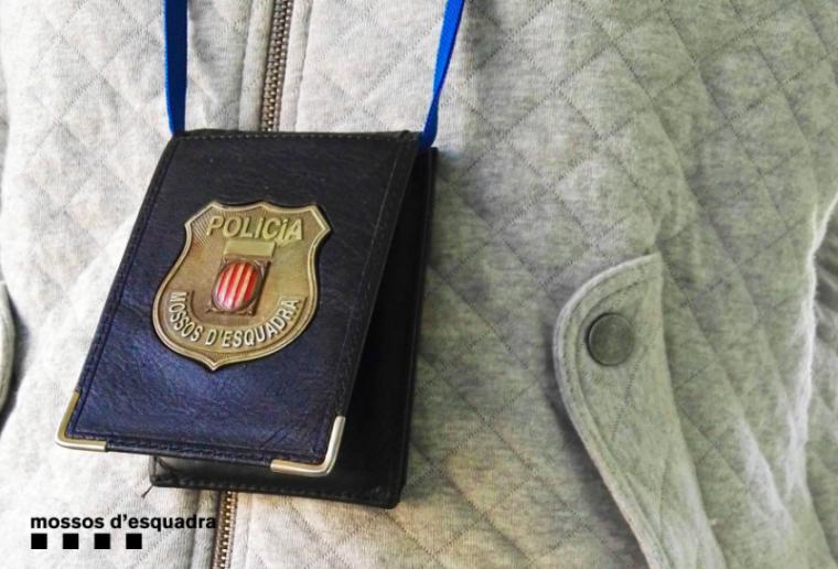 Els Mossos d'Esquadra han frustrat un robatori amb violència d'un rellotge de gamma alta