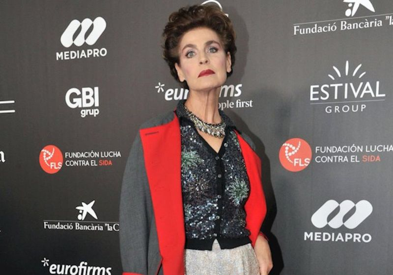 Antonia Dell'Atte posa en un 'photocall'   Europa Press