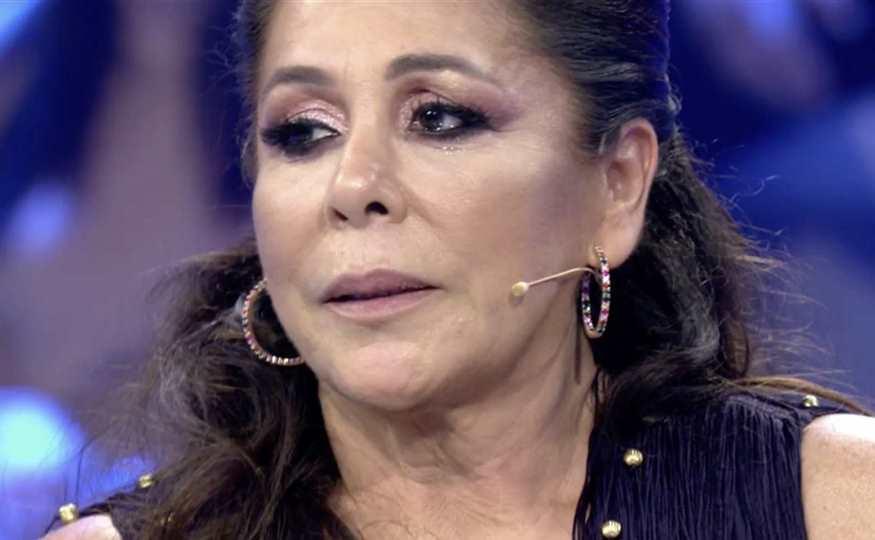 Isabel Pantoja plora a 'Volverte a ver'   Telecinco