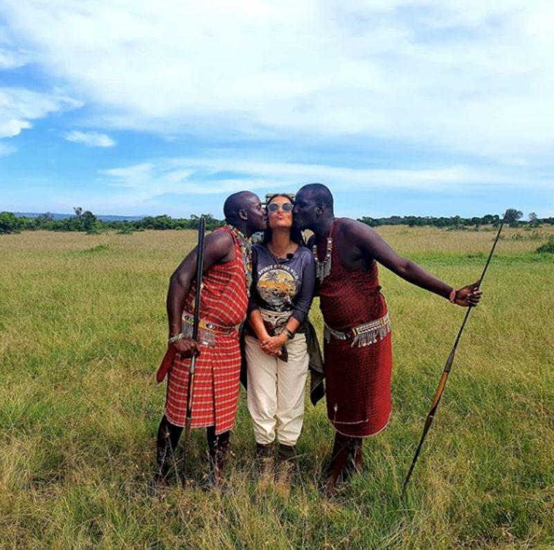 Paula Echevarría a l'Àfrica   Instagram