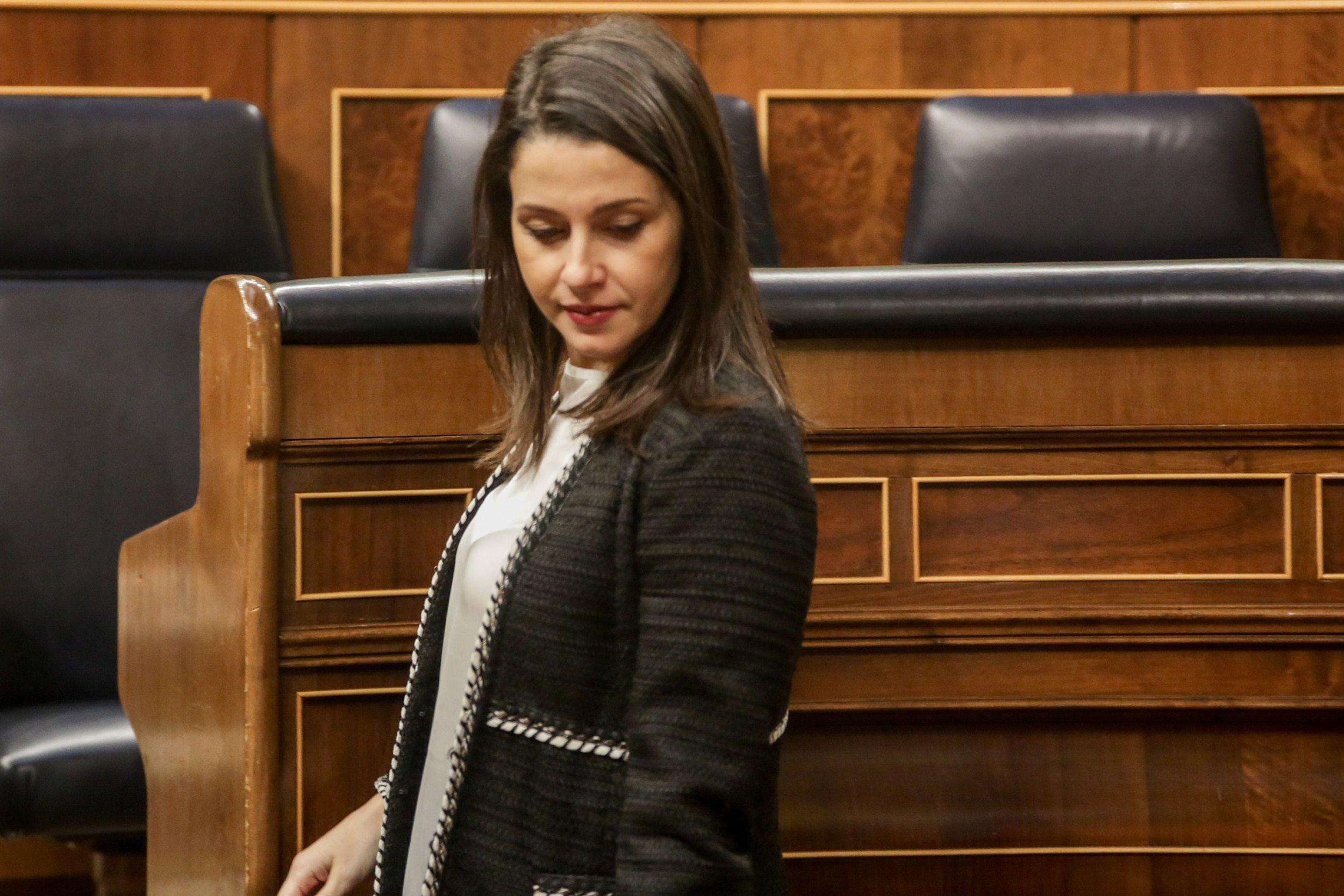 Inés Arrimadas | Europa Press