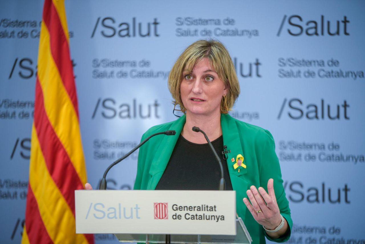 Alba Vergés (Govern)