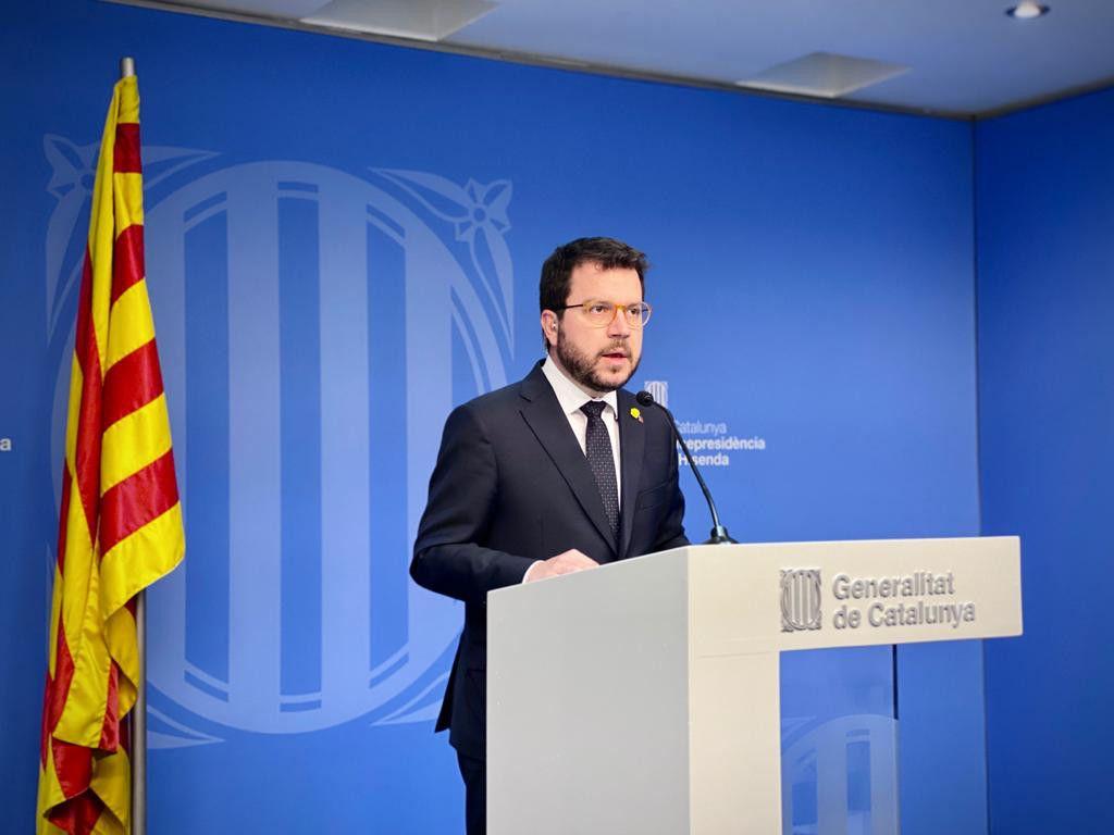 Pere Aragonès (ACN)