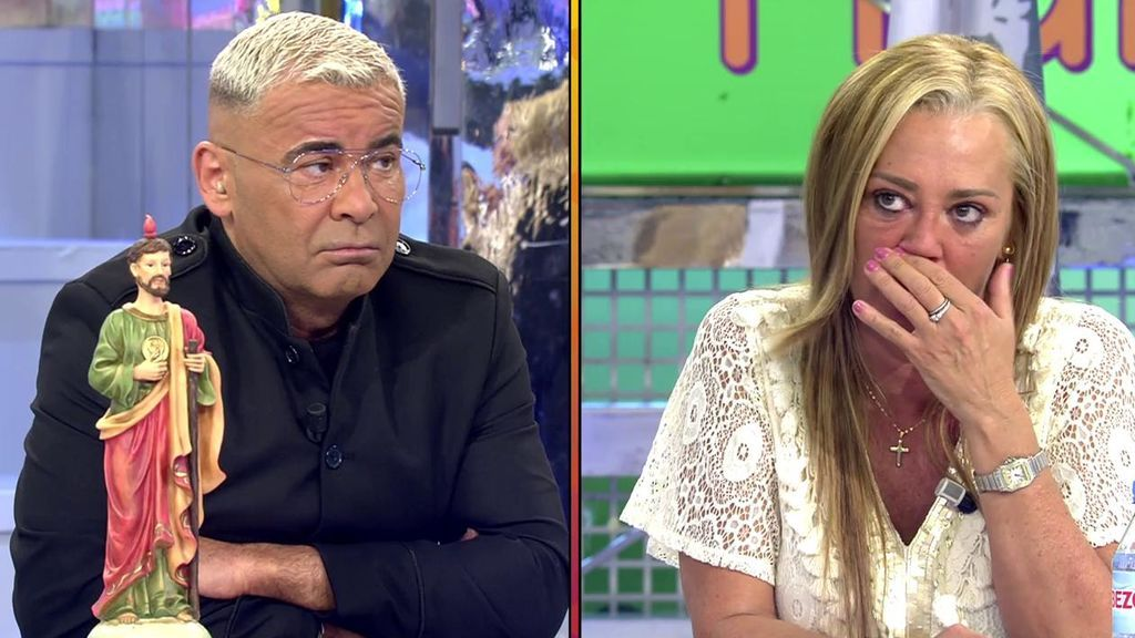 Jorge Javier i Belén Esteban es retroben   Telecinco
