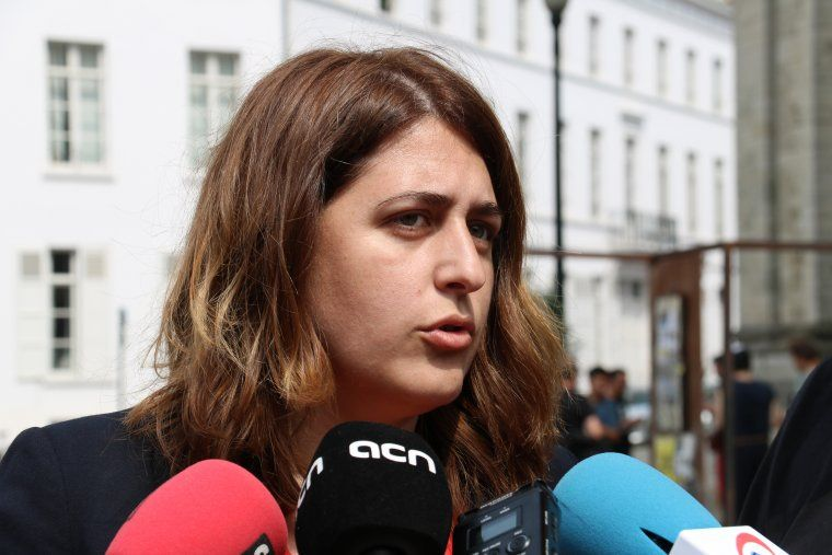 L'excoordinadora del PDeCAT, Marta Pascal