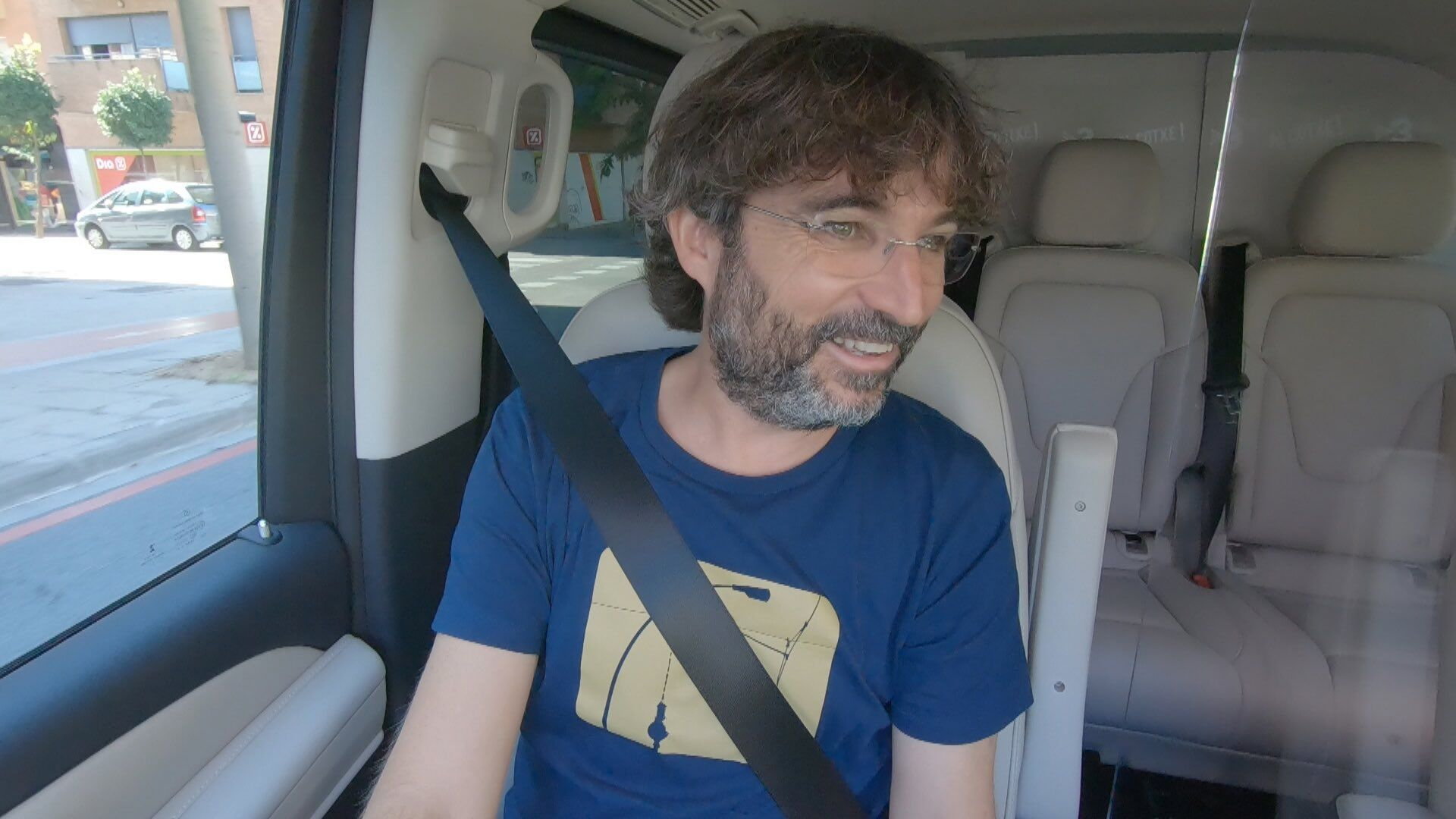 Jordi ?vole a 'Al Cotxe!'   TV3