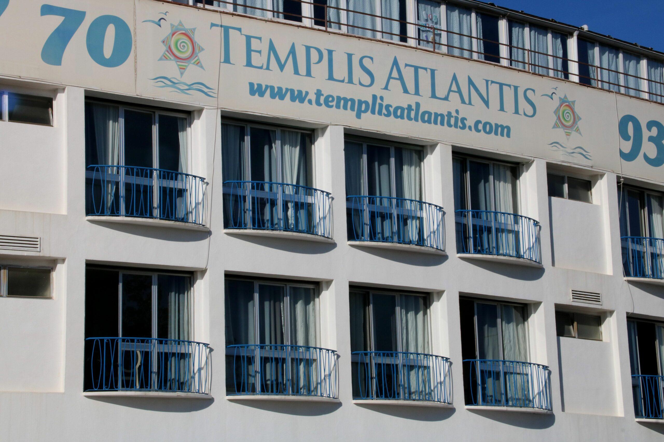 La fa?ana de la resid?ncia Templis Atlantis de Cubelles (ACN)