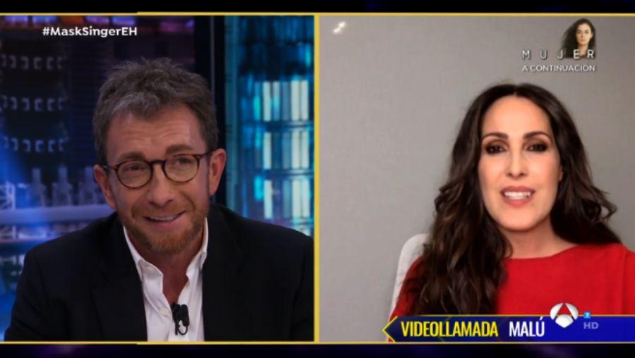 Pablo Motos entrevista Mal? a 'El Hormiguero'   Antena 3
