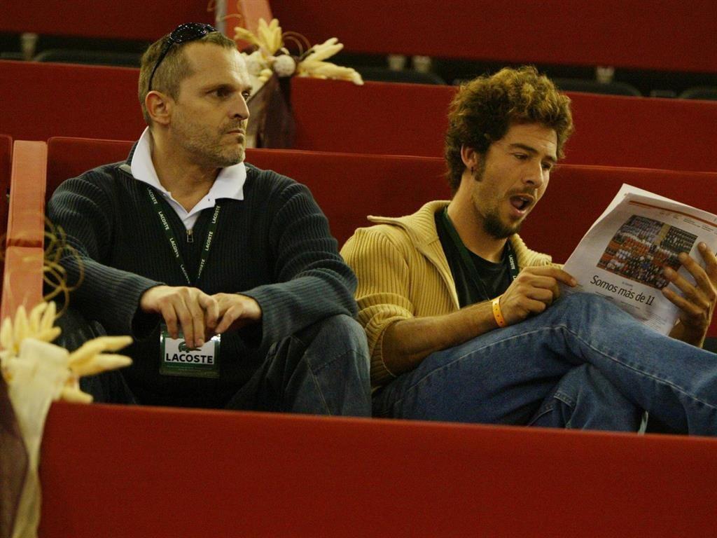 Miguel Bos? i Nacho Palau en una foto d'arxiu   Europa Press