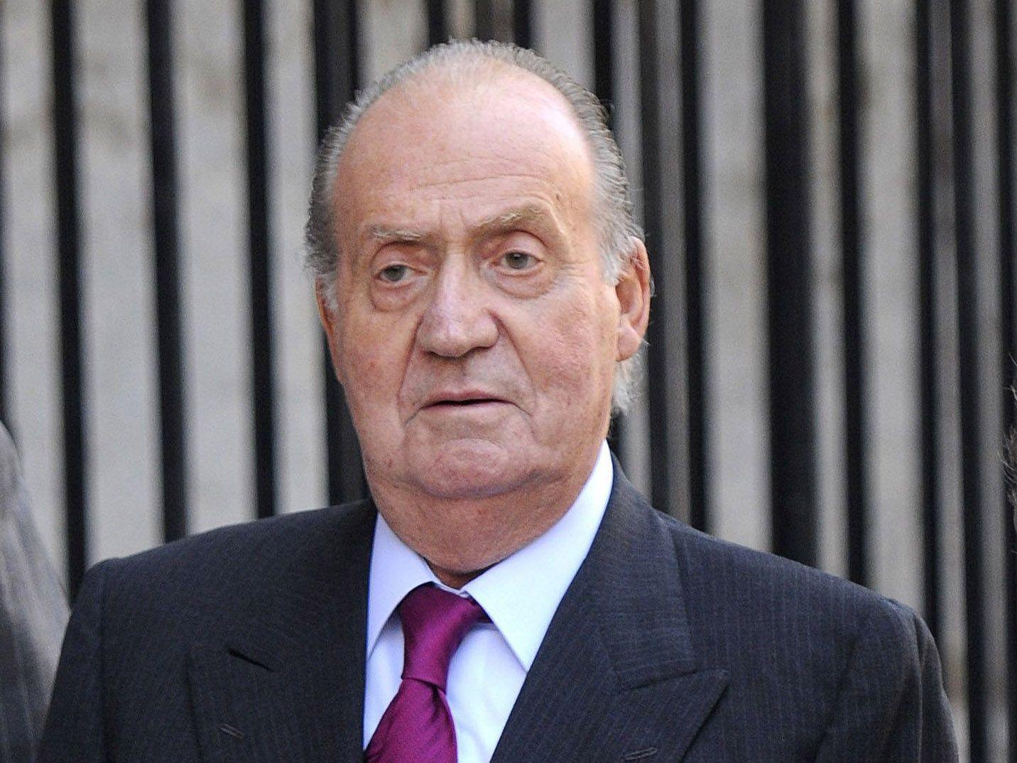 Joan Carles de Borbó, en una foto d'arxiu / Europa Press