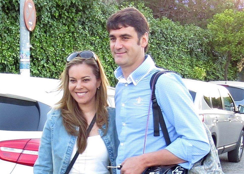 Jesulín de Ubrique i María José Campanario   Europa Press
