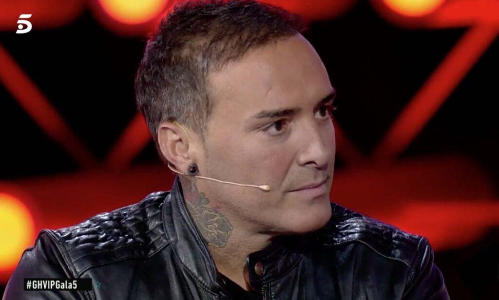 Dinio García, en un 'reality' de Telecinco
