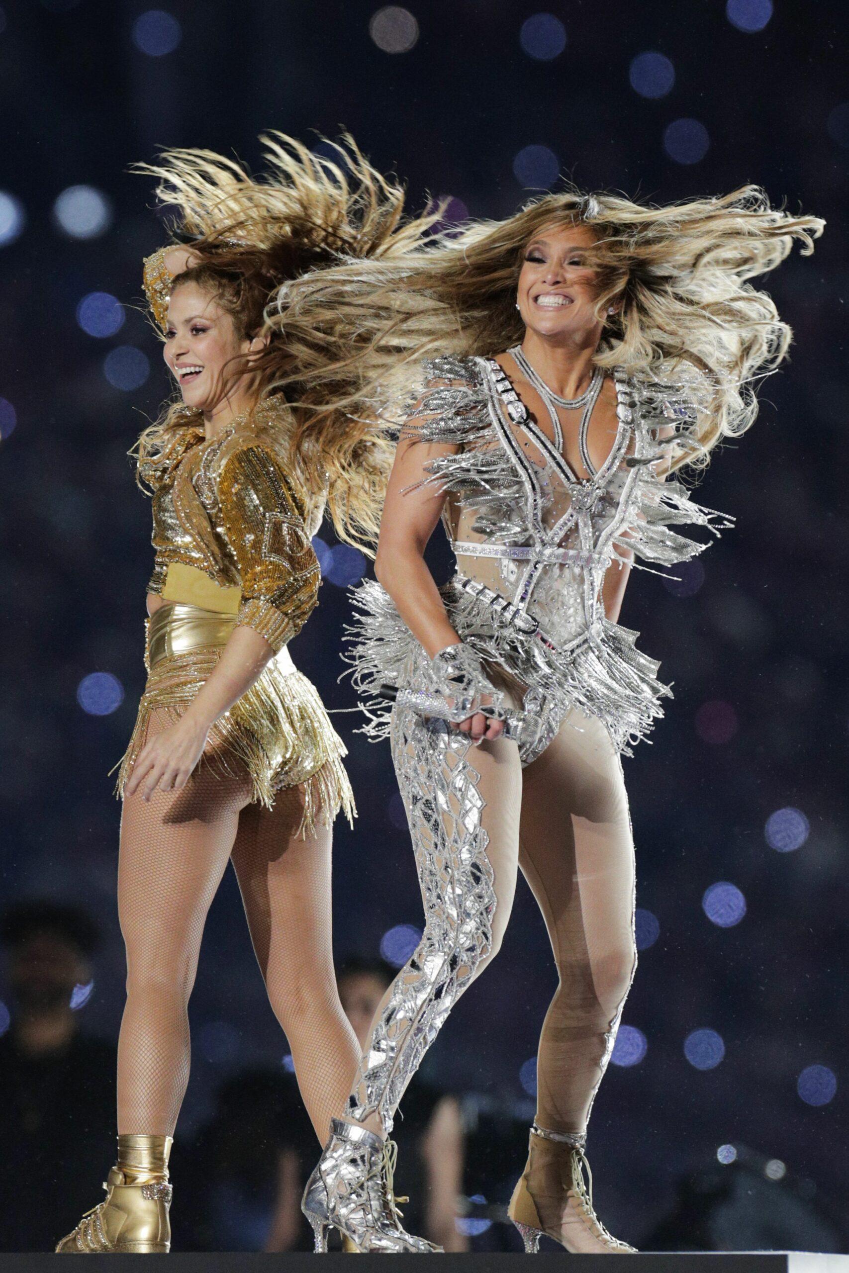 Jennifer López i Shakira, a la Super Bowl   Europa Press