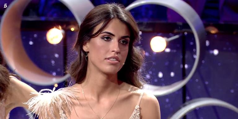 Sofía Suescun, davant les paraules de Jorge Javier   Telecinco