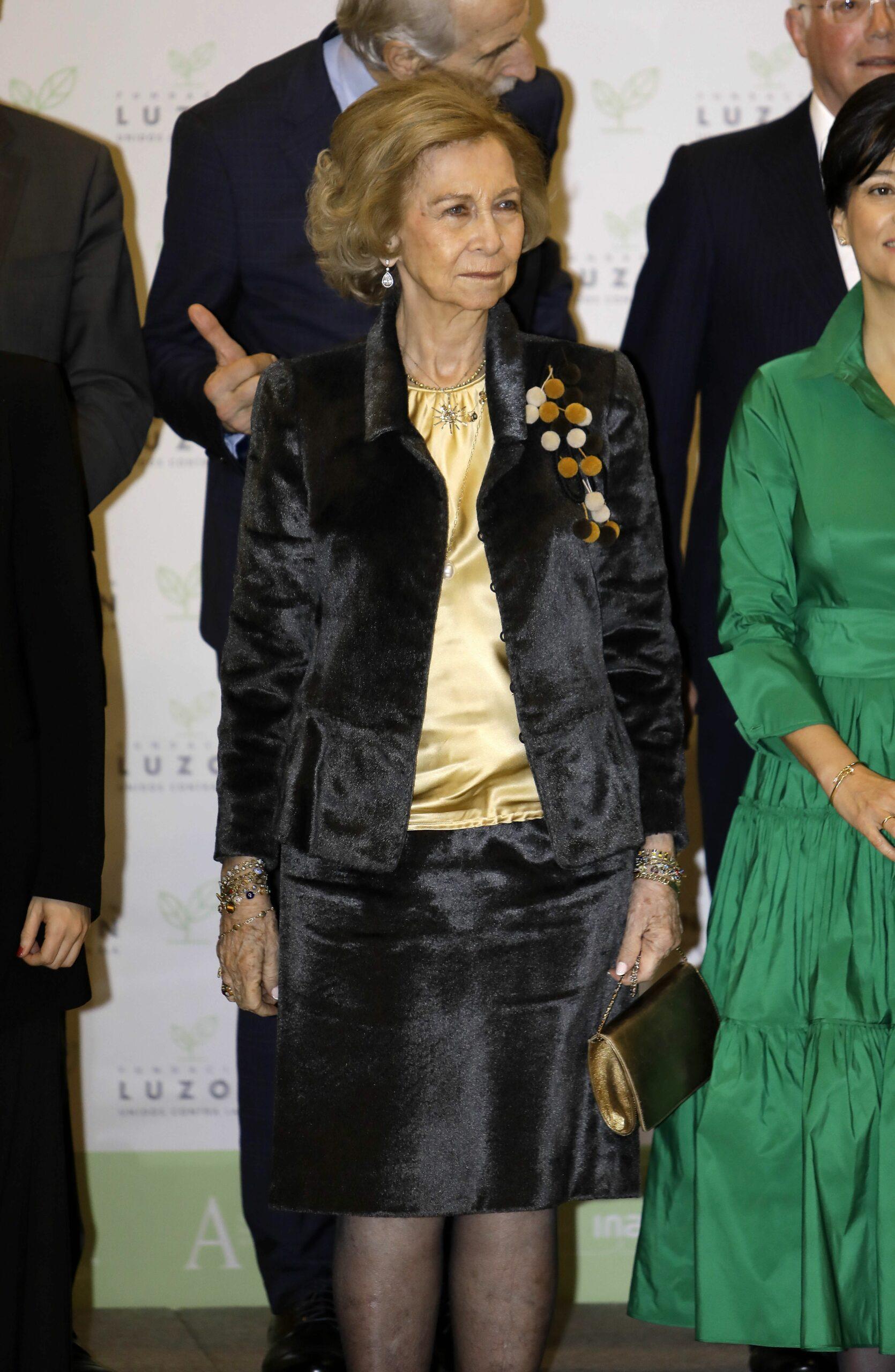 La reina Sofia, de concert   Europa Press
