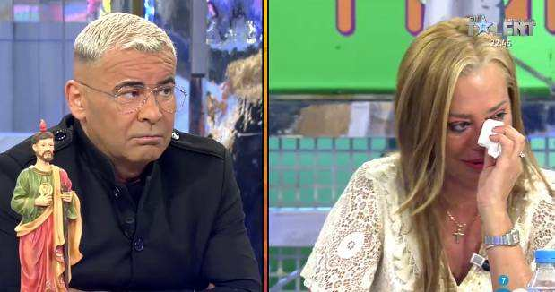 Jorge Javier Vázquez i Belén Esteban es retroben   Telecinco