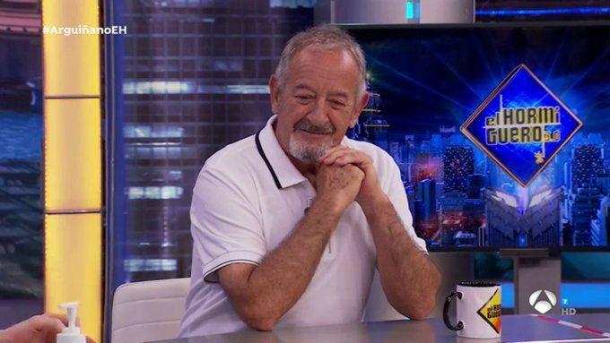 Karlos Arguiñano a 'El Hormiguero'   Antena 3