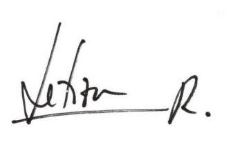 Signatura de la reina Letícia   Casa Reial
