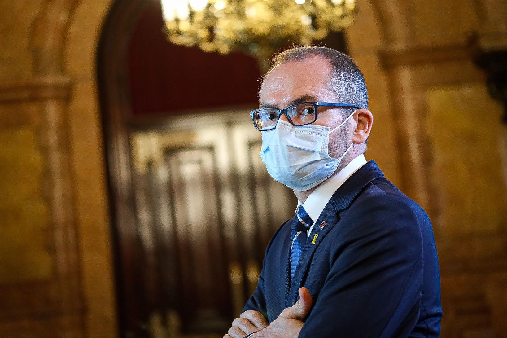 Josep Costa, convençut que tard o d'hora s'arribarà a la via unilateral