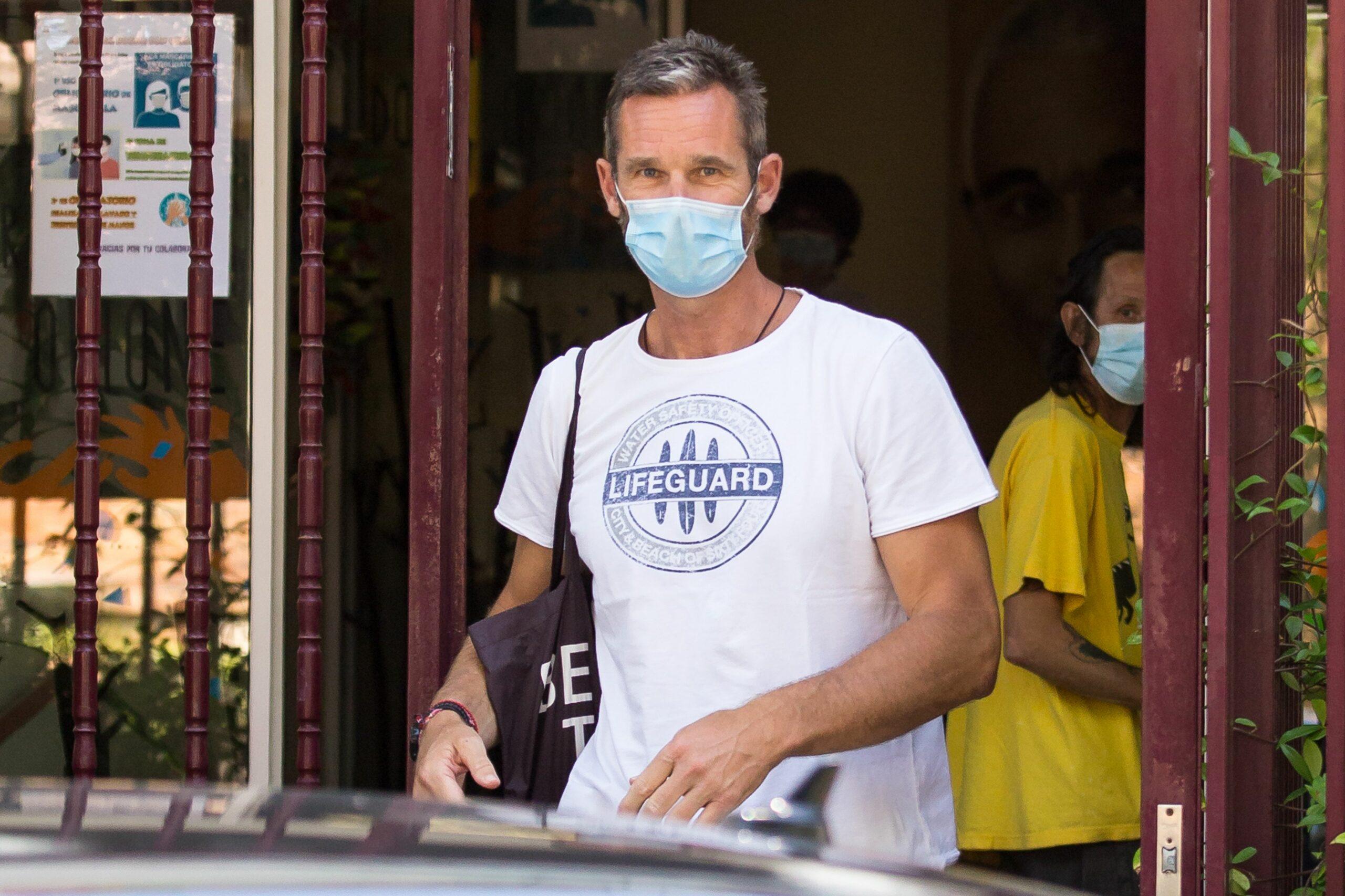 Iñaki Urdangarin torna al voluntariat després del confinament   Europa Press