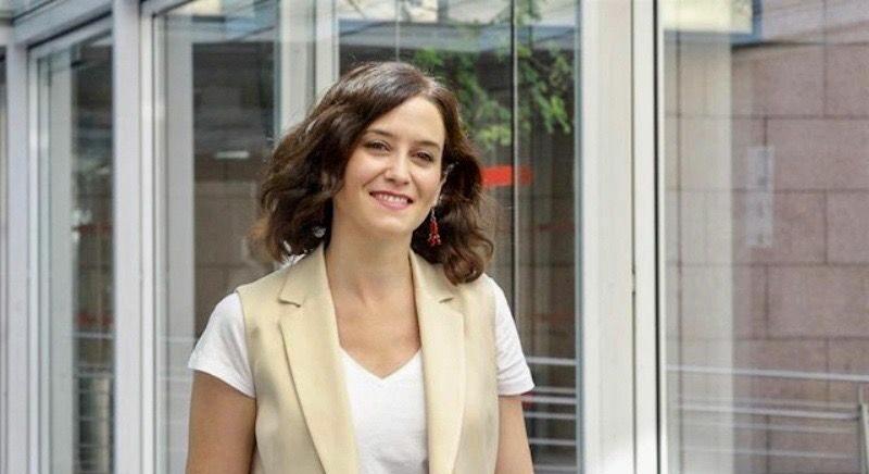 Isabel D?az Ayuso  Europa Press (1)