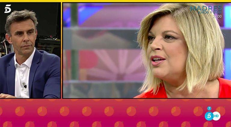 Alonso Caparrós critica Terelu Campos   Telecinco