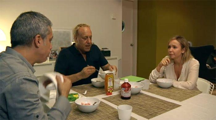 Mainat i Ángela Dobrowolski a 'El convidat'   TV3