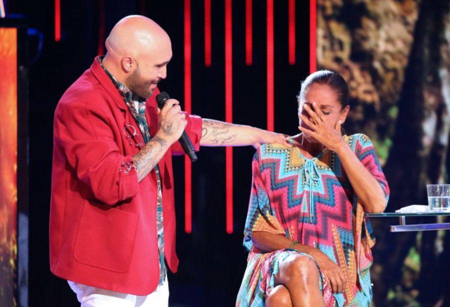 Kiko Rivera i la mare, Isabel Pantoja, a la final de 'Supervivientes' / Telecinco