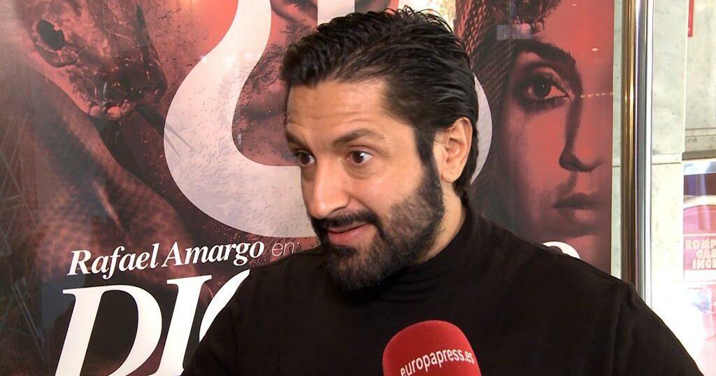 Rafael Amargo   Europa Press