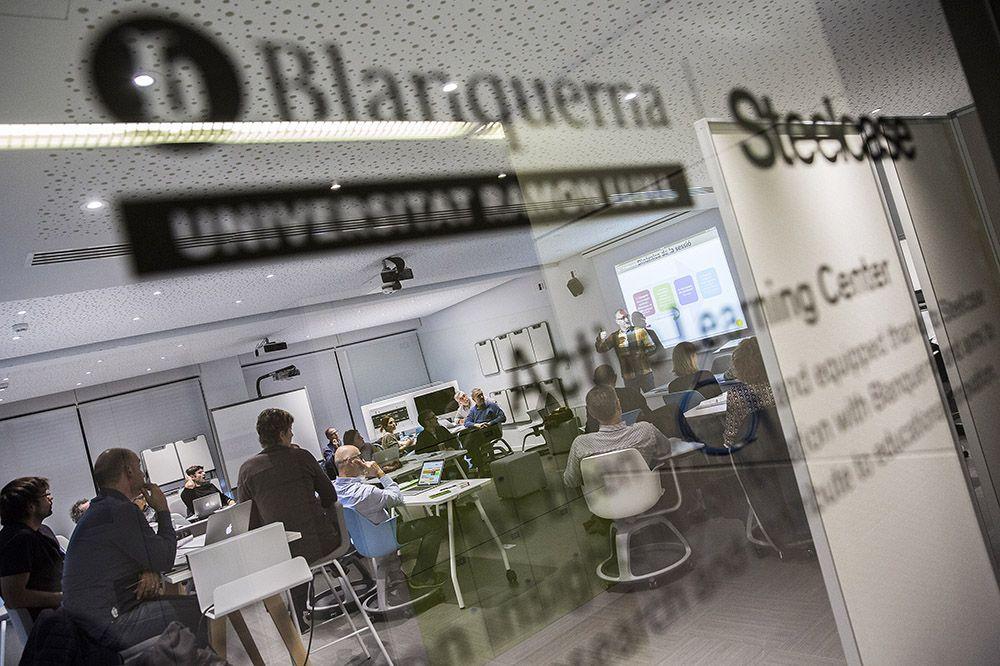 La Blanquerna-URL és l'única universitat privada catalana reconeguda com a Campus d'Excel·lència Internacional FOTO: Cedida