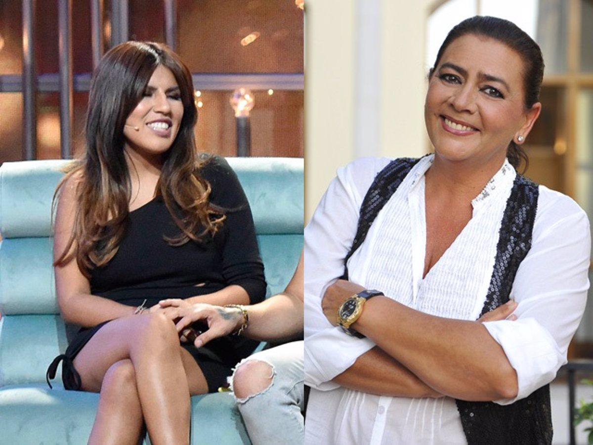 Isa Pantoja i María del Monte | Europa Press