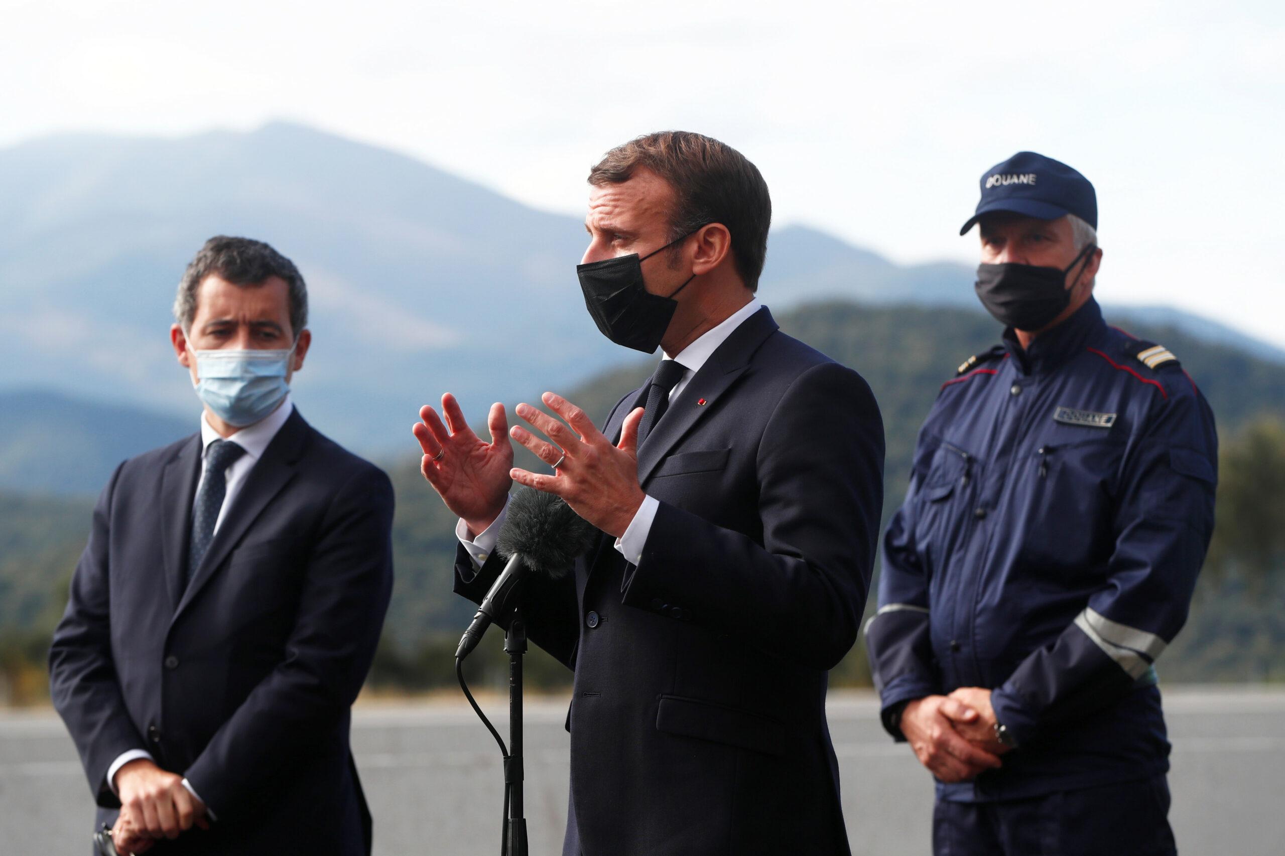 El president francès, Emmanuel Macron