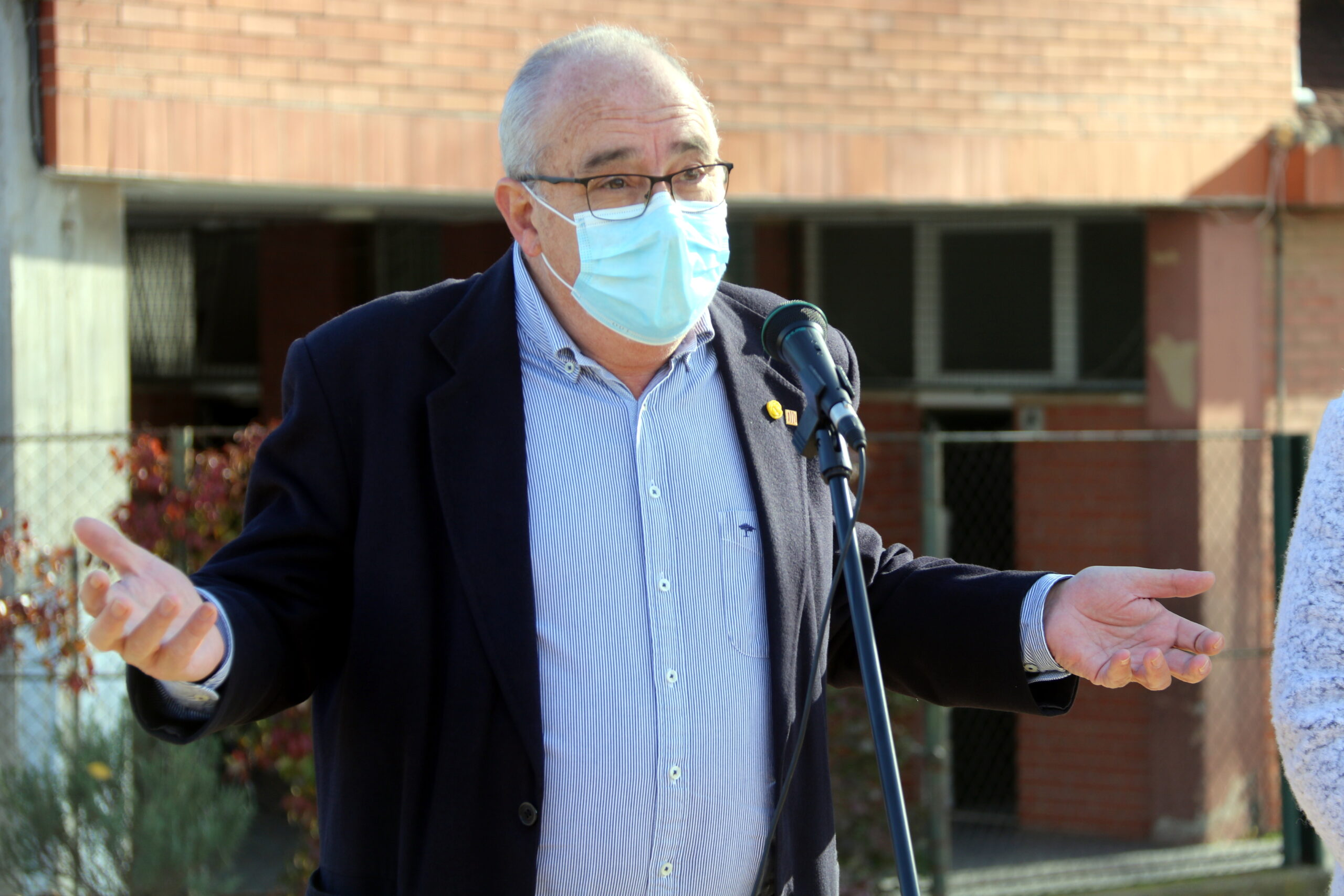 El conseller Josep Bargalló | ACN