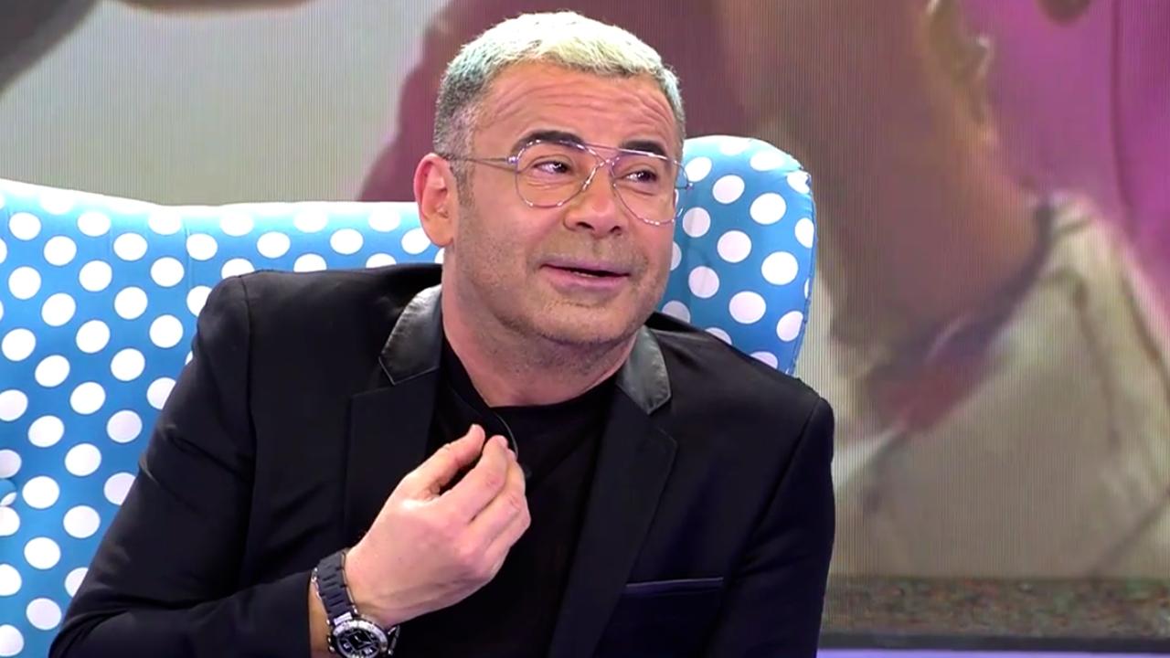 Jorge Javier Vázquez, en un dels programes de 'Sálvame' / Telecinco