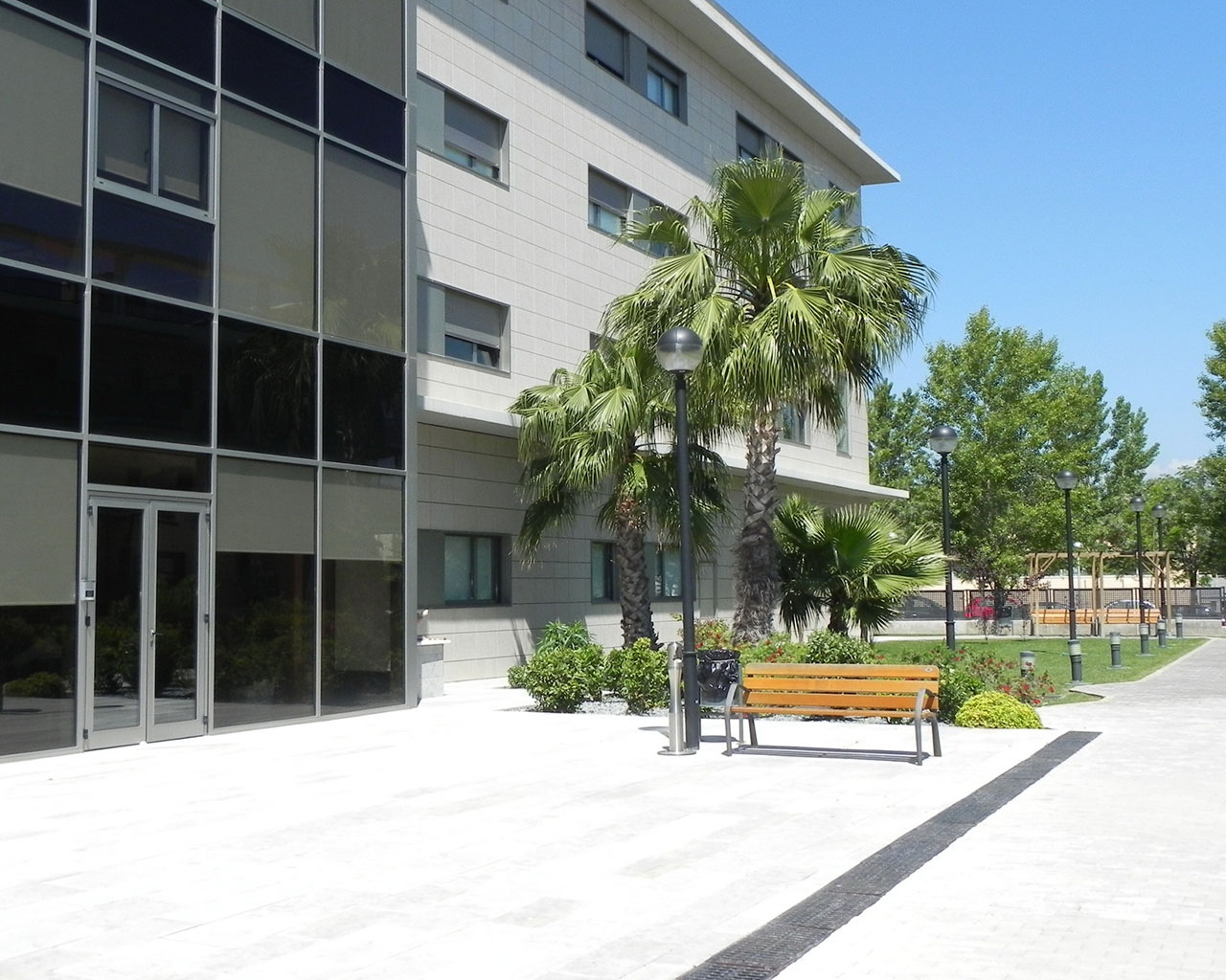 La residència STS de Salou