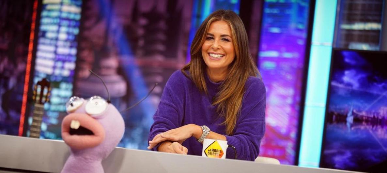Nuria Roca, col·laboradora d'El Hormiguero / Antena 3