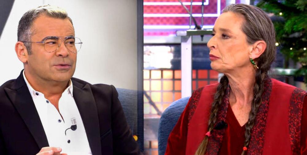 Jorge Javier s'enfronta a Paola Dominguín al 'Deluxe' / Telecinco