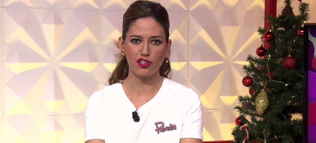 Nuria Marín, presentadora de 'Socialité' aquest dilluns / Telecinco